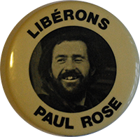 Insoumis - Paul Rose